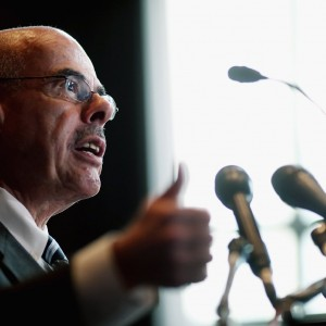 Rep. Henry Waxman, a Los Angeles Democrat, announced he's retiring after 20 terms in Congress. (Chip Somodevilla/Getty Images)