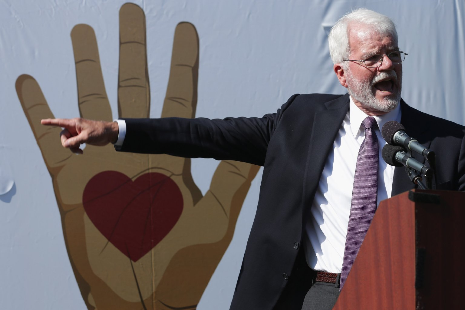 Rep. George Miller, D-Martinez, pictured in 2013. (Chip Somodevilla/Getty Images)