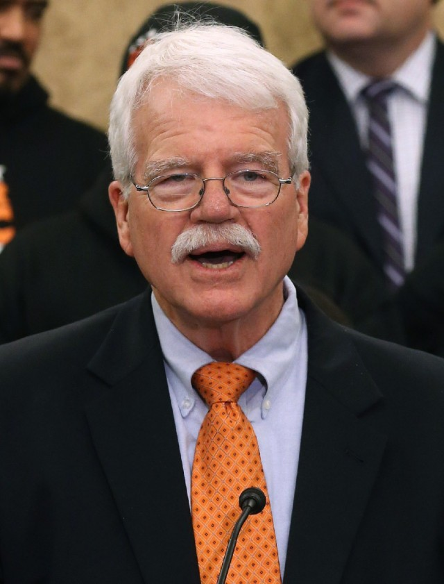 Rep. George Miller Has Harsh Words for Intelligence Committees
