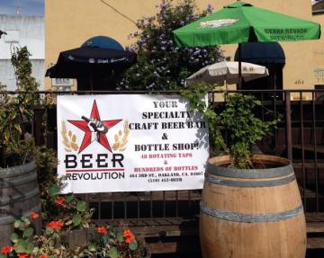 Beer Revolution in Oakland (Berkeleyside)