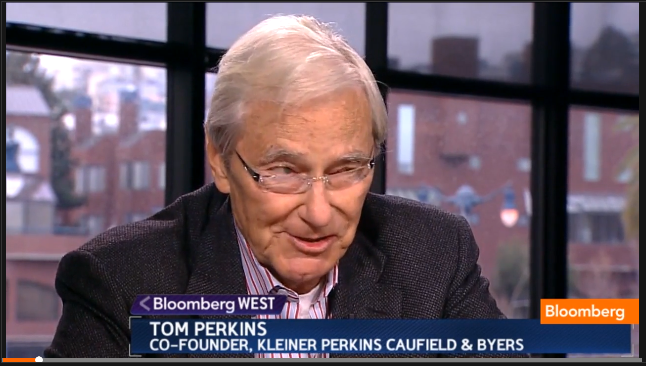 Tom Perkins Says He's Sorry, Sort of, for 'Kristallnacht' Remark