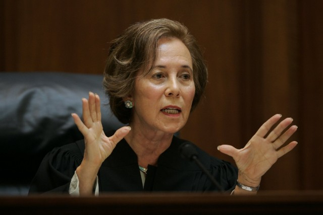 Justice Joyce Kennard Retiring from State's High Court
