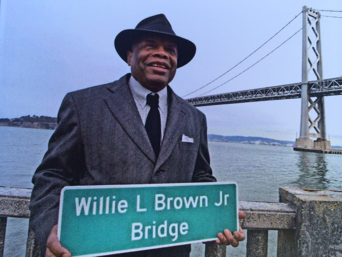 Willie Brown Says, No, He Can't Make Something Go Away for a Million Bucks