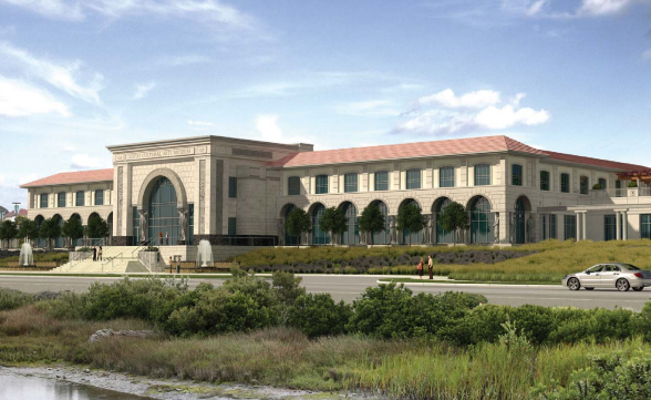 Presidio Trust Rejects Lucas Proposal for Cultural Museum