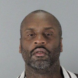 Robert Asberry's booking photo. (Courtesy of San Mateo Sheriff's Office)