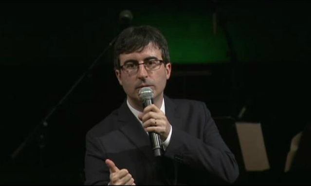 At 7th Annual The Crunchies Awards in San Francisco. (Screen capture)