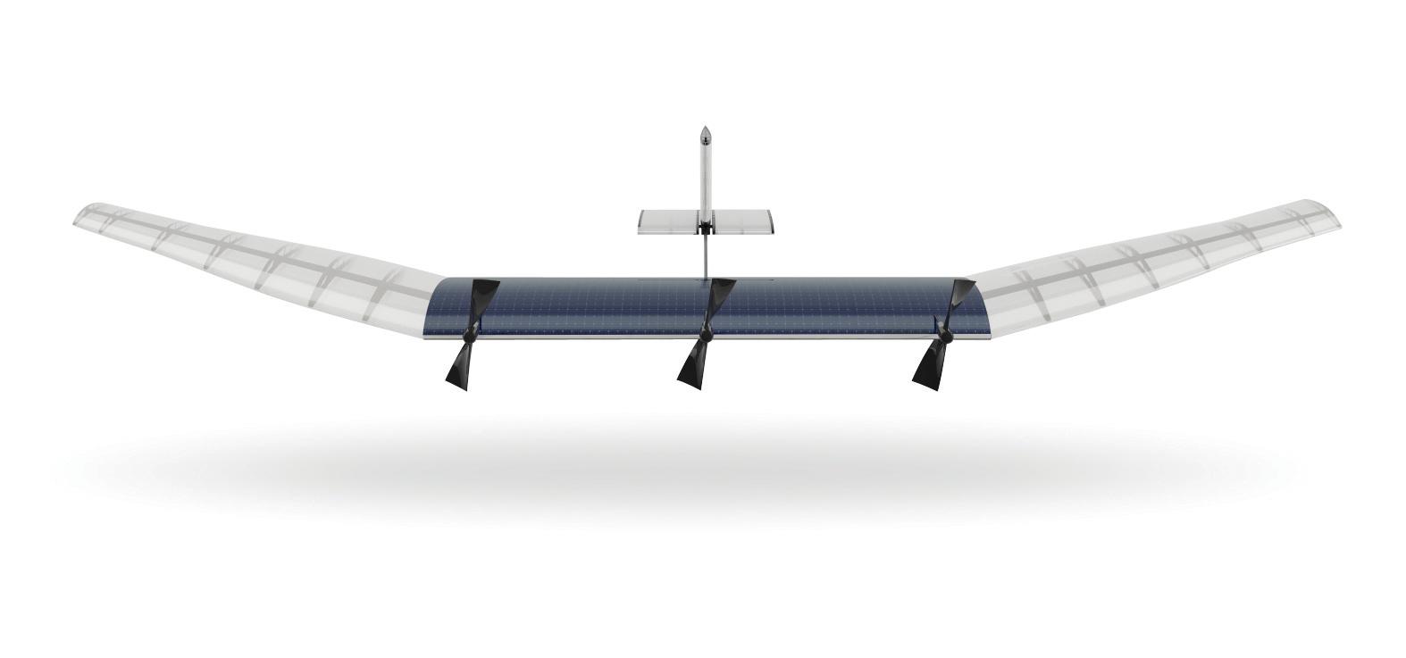 Facebook Concept Drone. (Facebook)