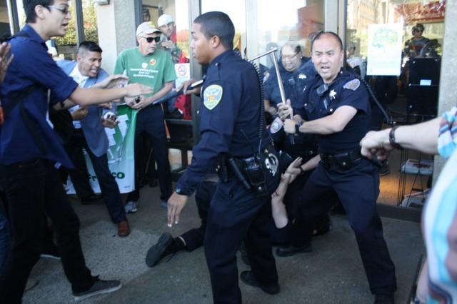 CCSF Protest 140313