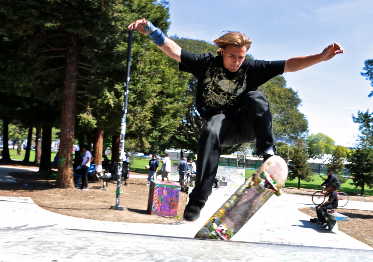 Skateboarding research papers