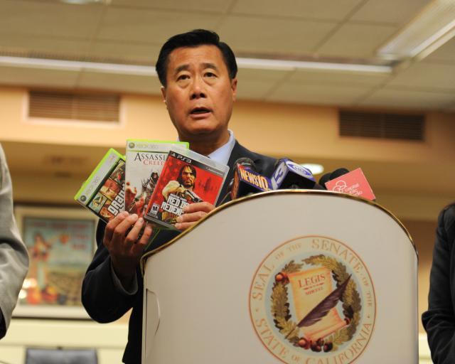 Sen. Leland Yee. (Photo from Yee's Senate website)