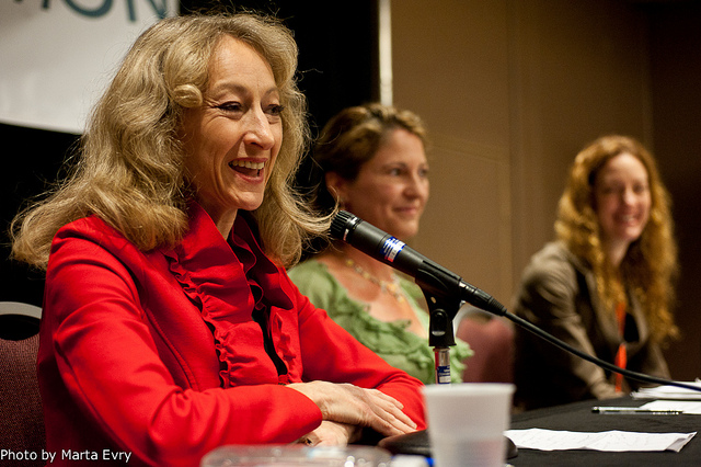 Secretary of State Debra Bowen disputes some of Pew's findings.(Netroots Nation/Flickr)