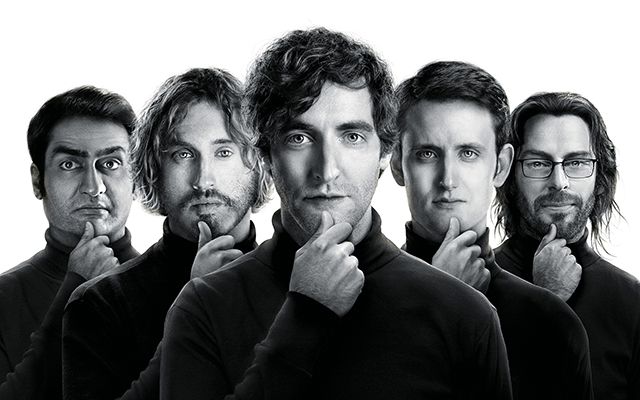 "HBO's new comedy series ""Silicon Valley"" premiered on Sunday night."