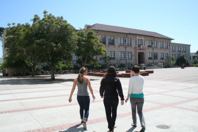 Parents desperate to get their kids into some schools, including Berkeley High School, cheat their way in.(Frances Dinkelspiel/Berkeleyside)
