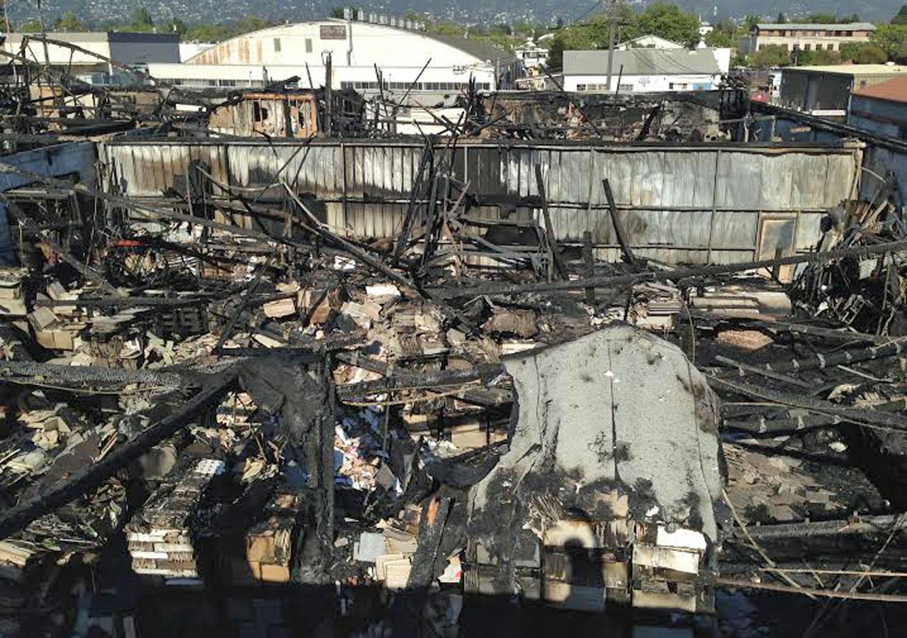 News Pix New Bart Cars Berkeley Fire And Modern Art In