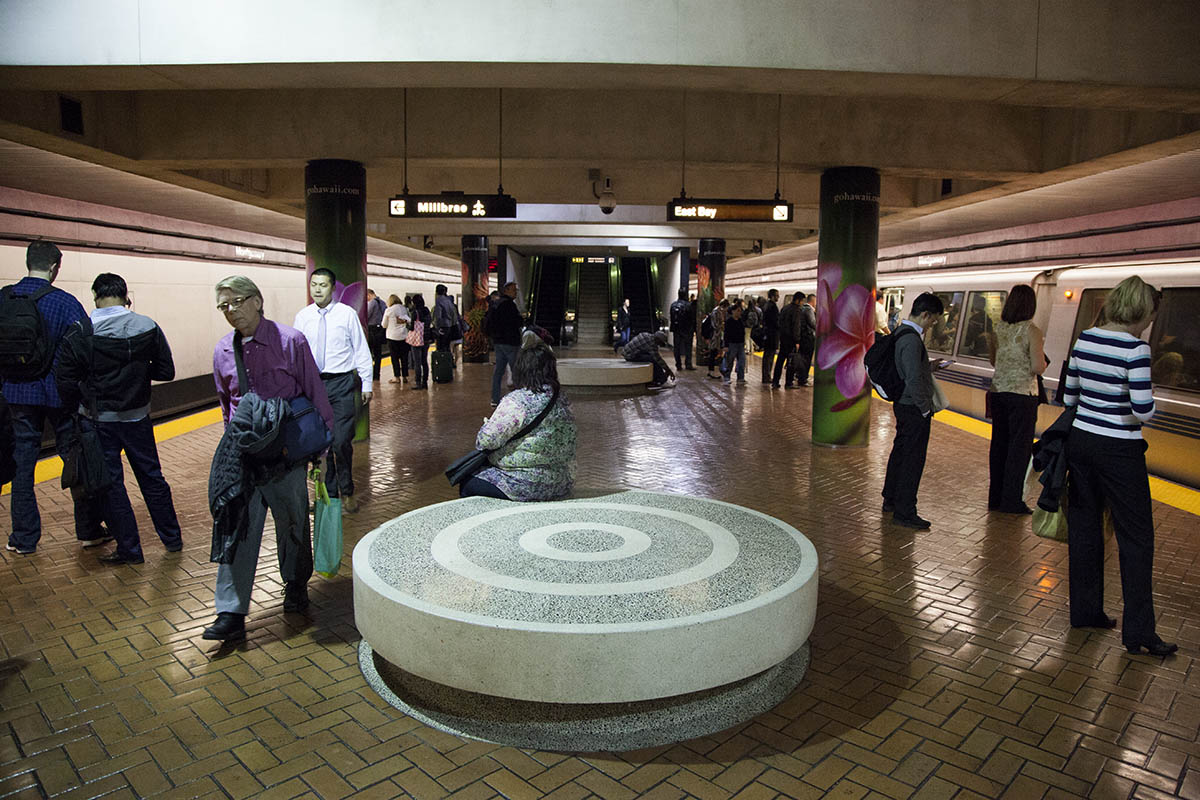 BART Grapples with Crowding as Ridership Surges