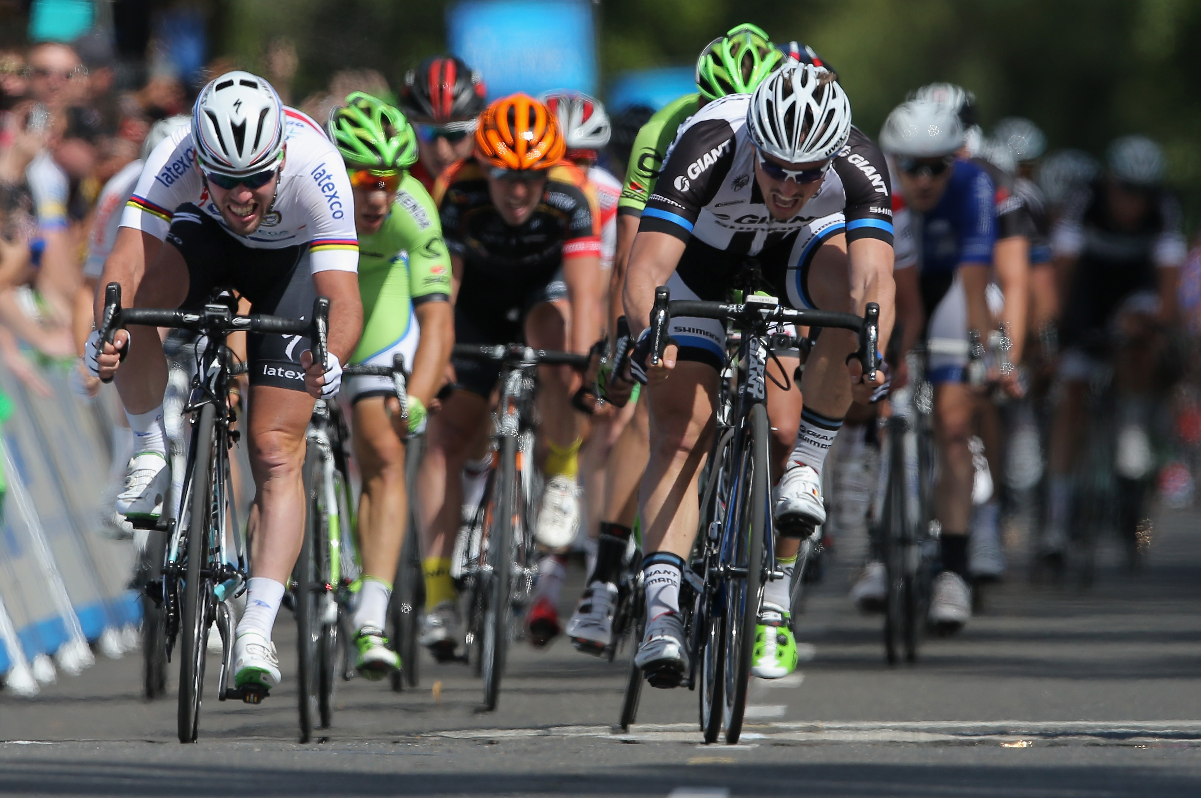 Tour of California: Wiggins Takes Charge With Time-Trial Win