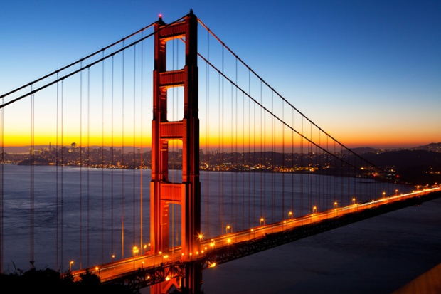 San Francisco ranked #8 best city brand on a worldwide list. (The Guardian)