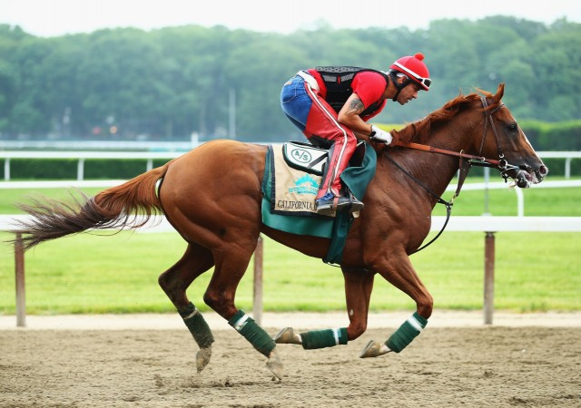 Belmont Stakes 2014 - Previews