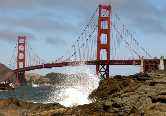 Golden Gate Bridge To Seek Corporate Sponsorship