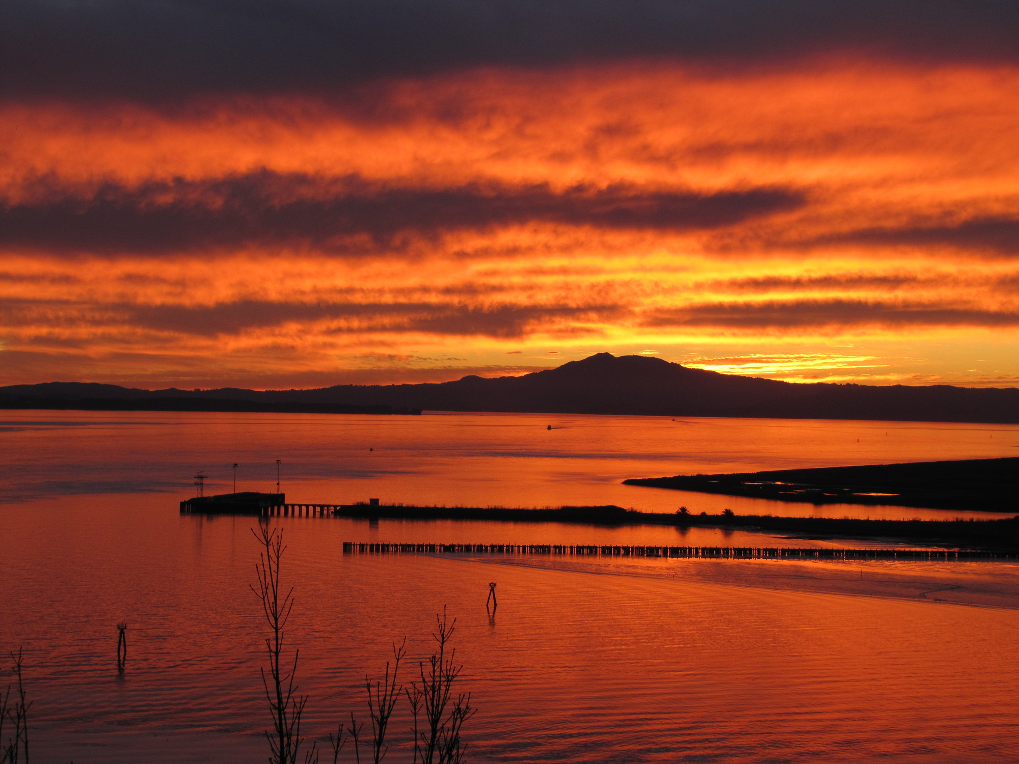 Mount Tamalpais-San Pablo Bay