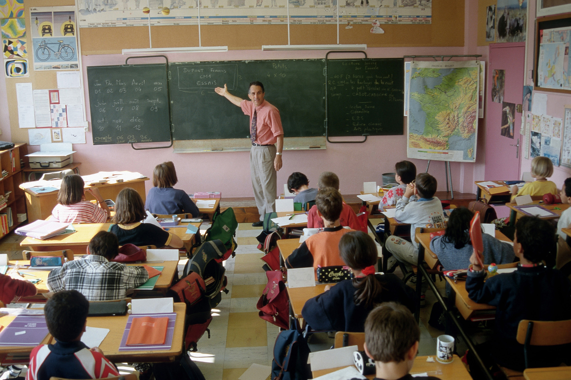 Teacher Tenure Laws in State Unconstitutional, Judge Rules