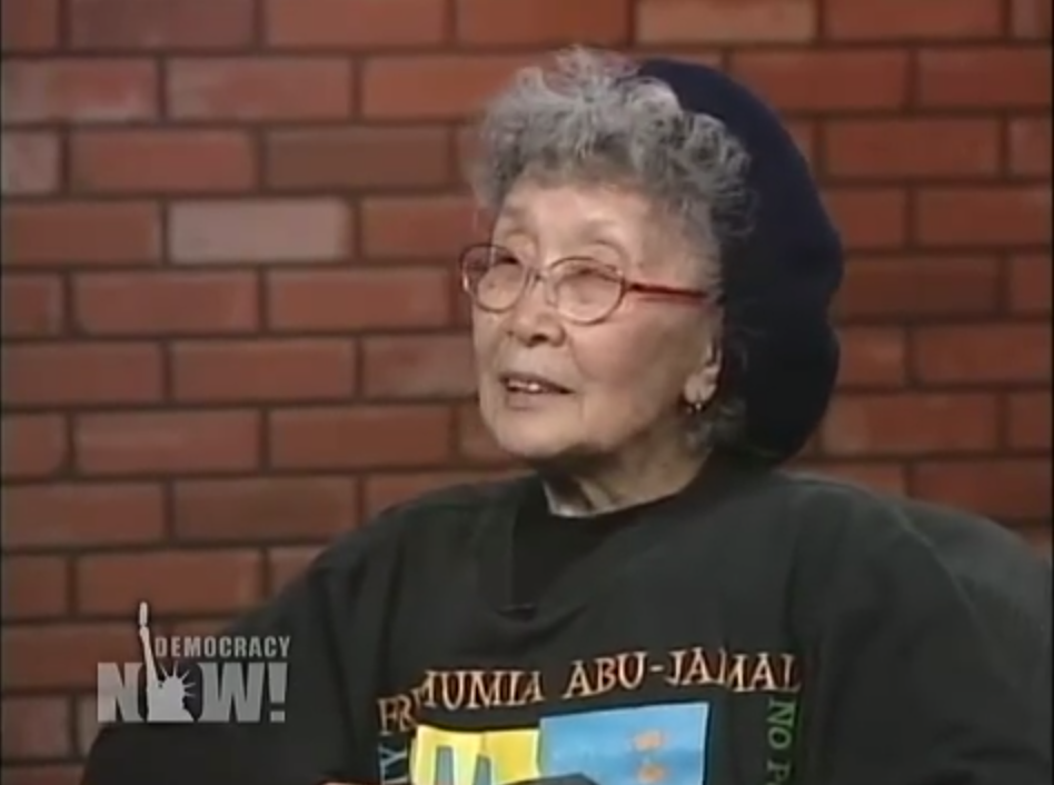 Yuri Kochiyama: Remembering a Japanese-American Leader and Social Activist