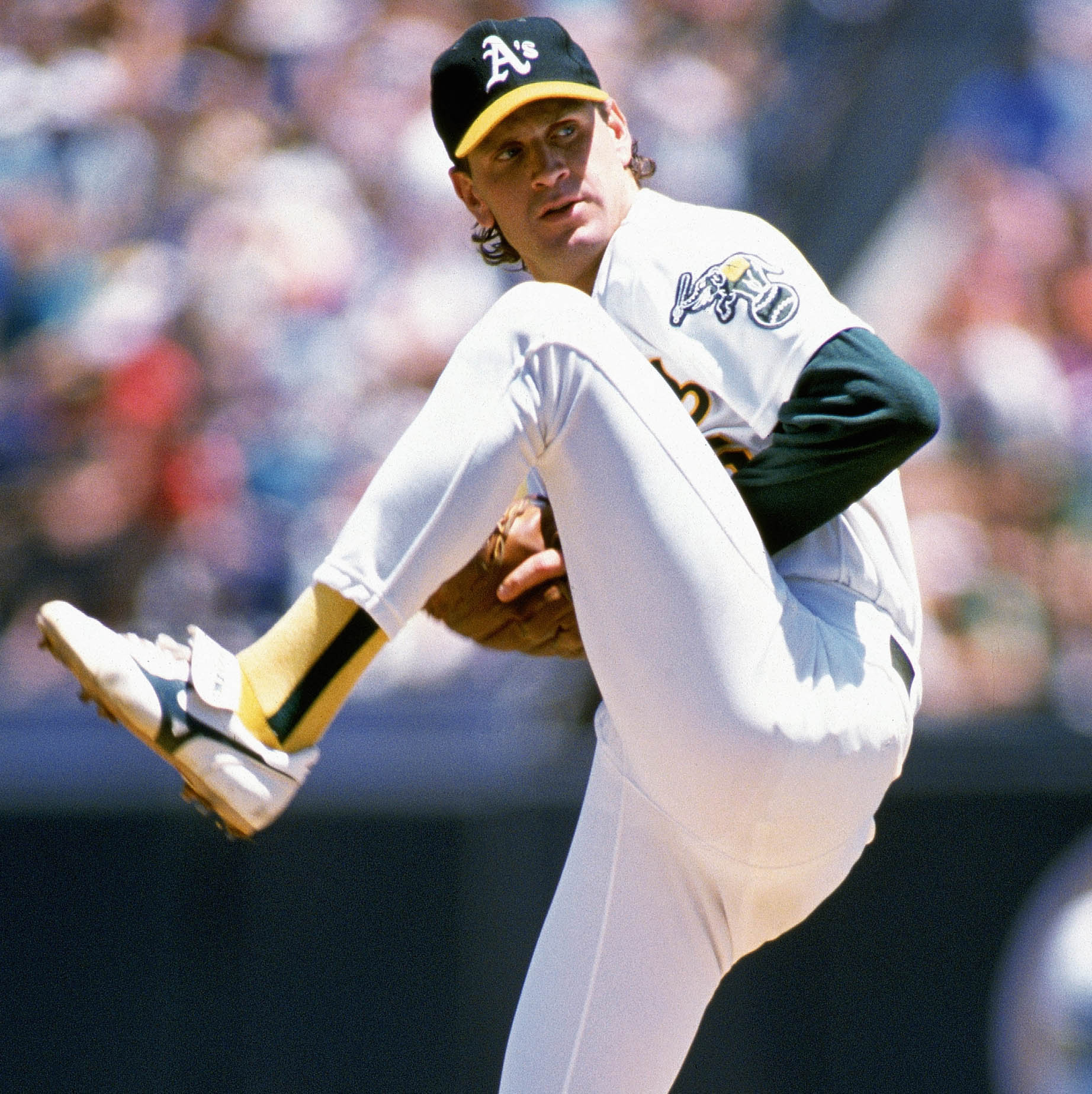 Oakland A's Pitcher Bob Welch Remembered