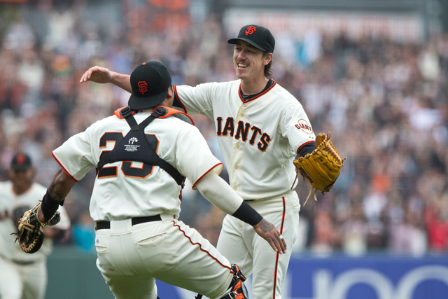 Lincecum Tosses Second No-Hitter Against San Diego in Less Than a Year