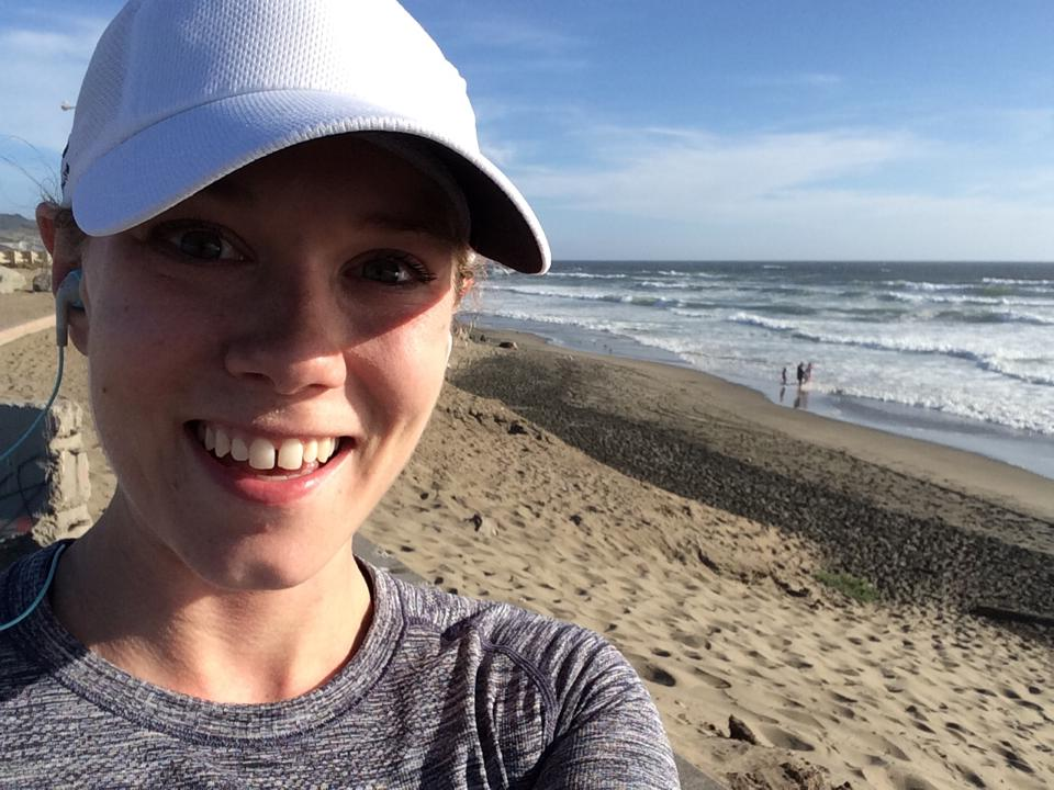A Runner Sees Her Way to the San Francisco Half Marathon