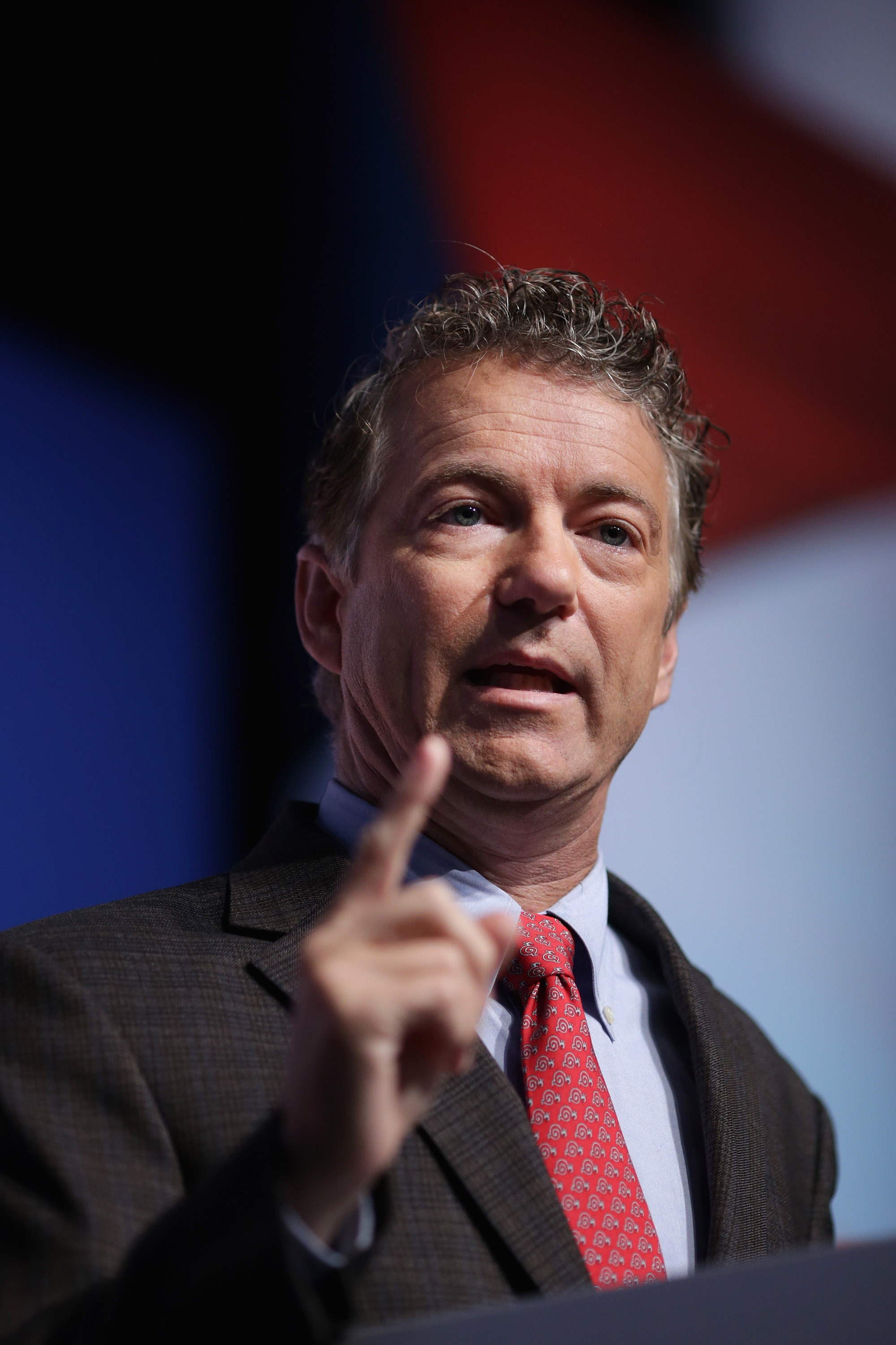 Rand Paul is one of the keynote speakers at the 2014 LincolnLabs Reboot conference in San Francisco this weekend. (Chip Somodevilla/Getty Images)