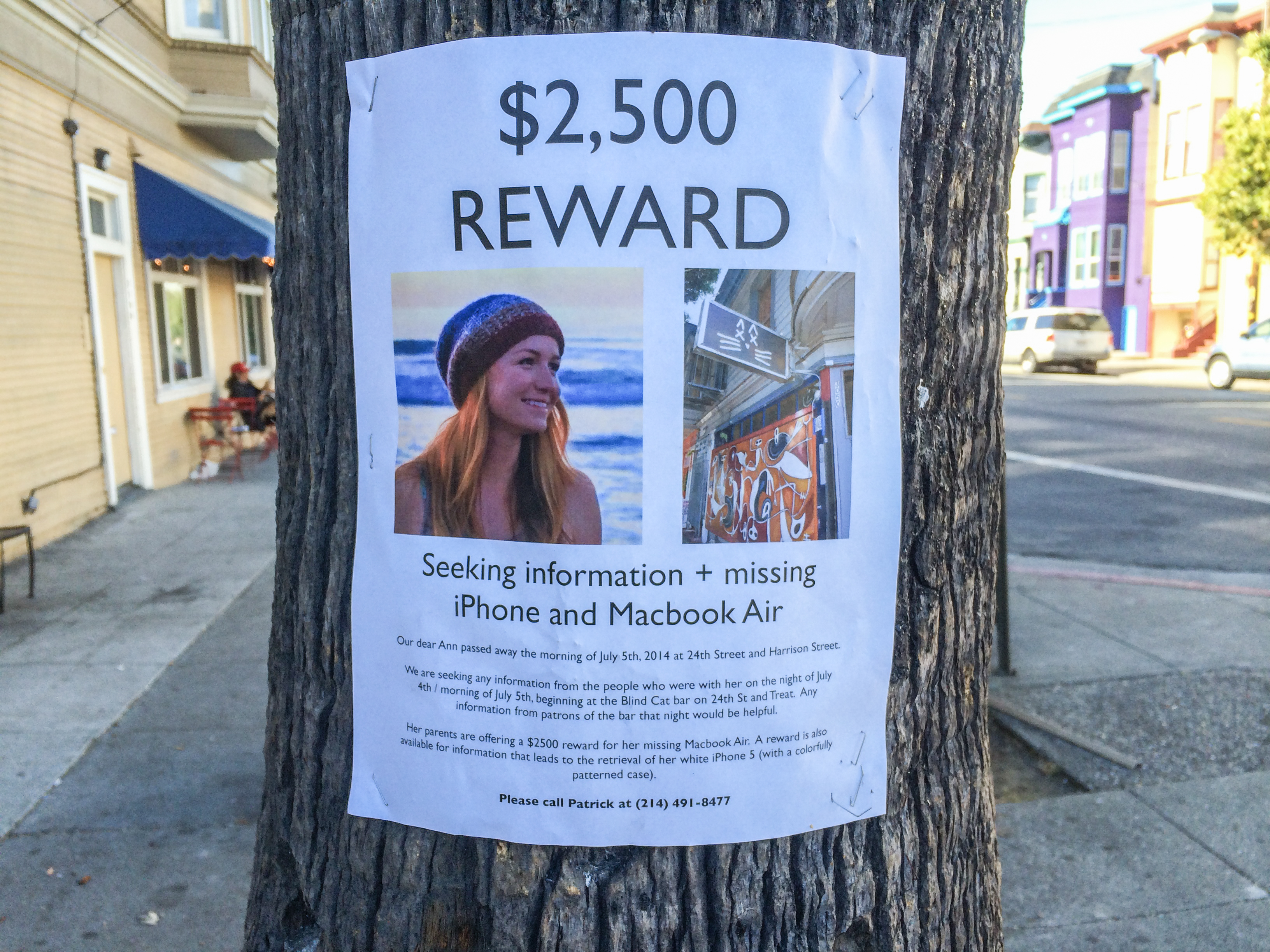 After Woman's Fatal Mission District Fall, a Family Seeks Closure