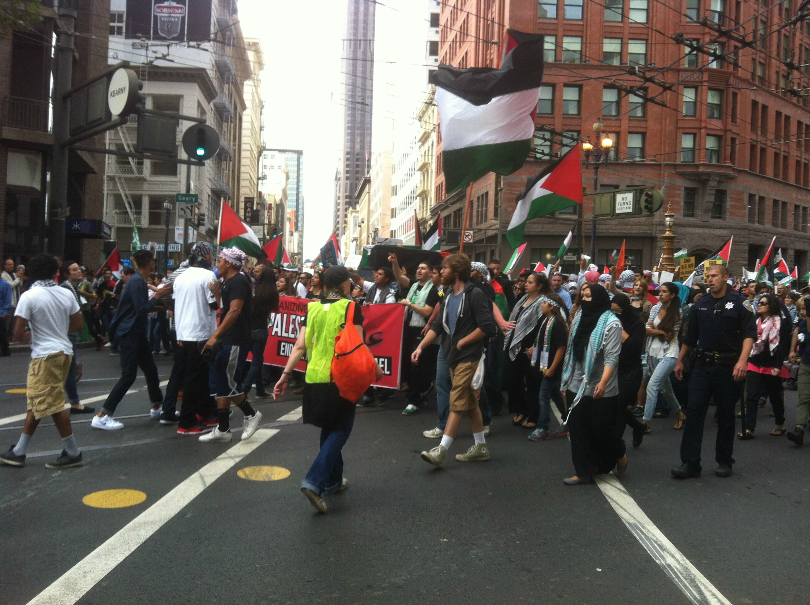 Protests, Interfaith Gatherings in Bay Area Over Gaza