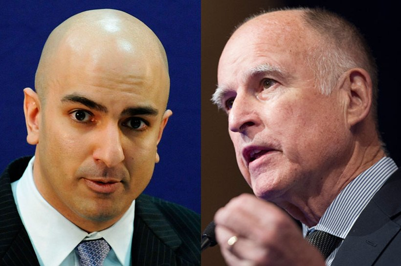 Republican Neel Kashkari will debate Governor Jerry Brown on September 4.