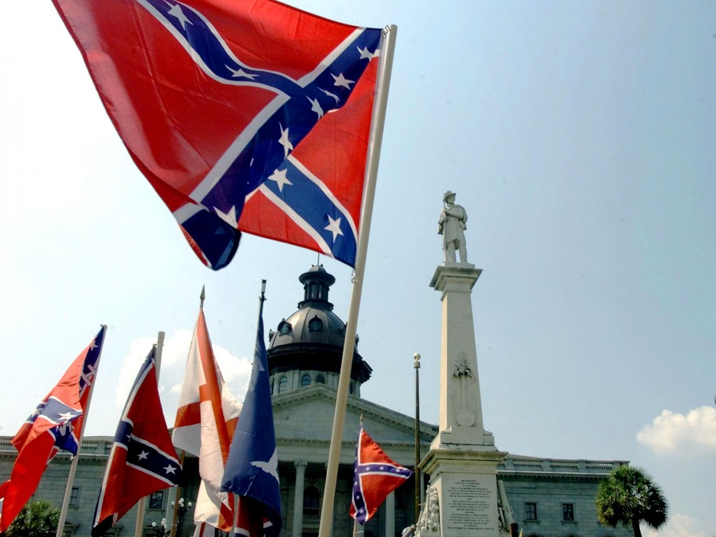 Brown Signs Bill Banning State Sale or Display of Confederate Flag