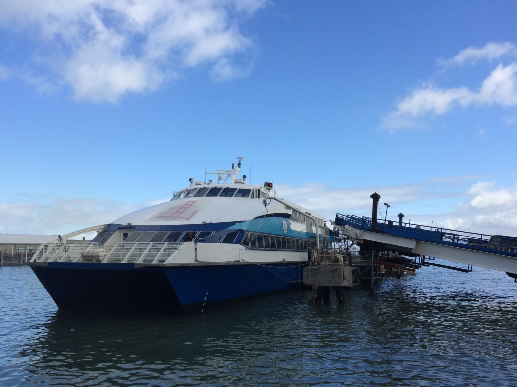 Minimal Impact From Golden Gate Ferries' One-Day Strike