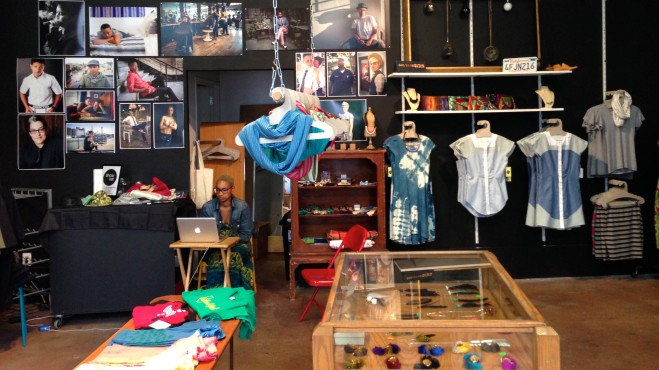 The Show & Tell Shop in Oakland. (Photo: Oakland Local)