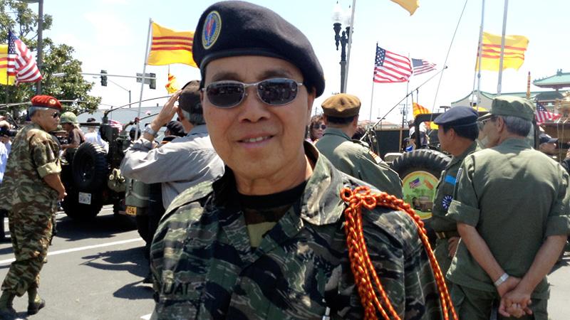 Cemetery Honors Vietnamese Who Fought Alongside U.S. Troops