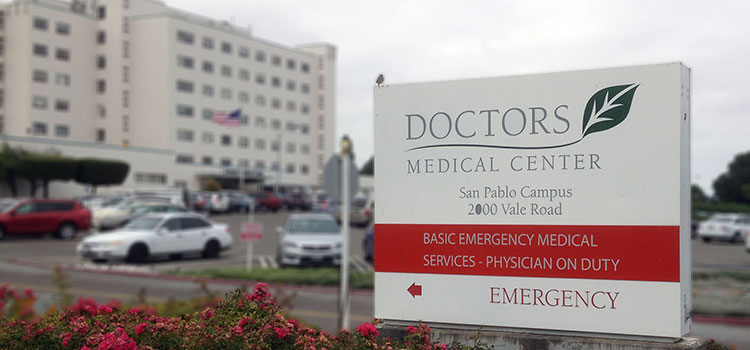 San Pablo Clinic Gets Help From State to Care for Displaced Patients