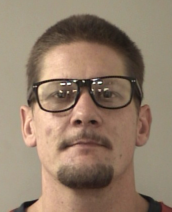 King Fire arson suspect Wayne Allen Huntsman in photo released by El Dorado County authorities.