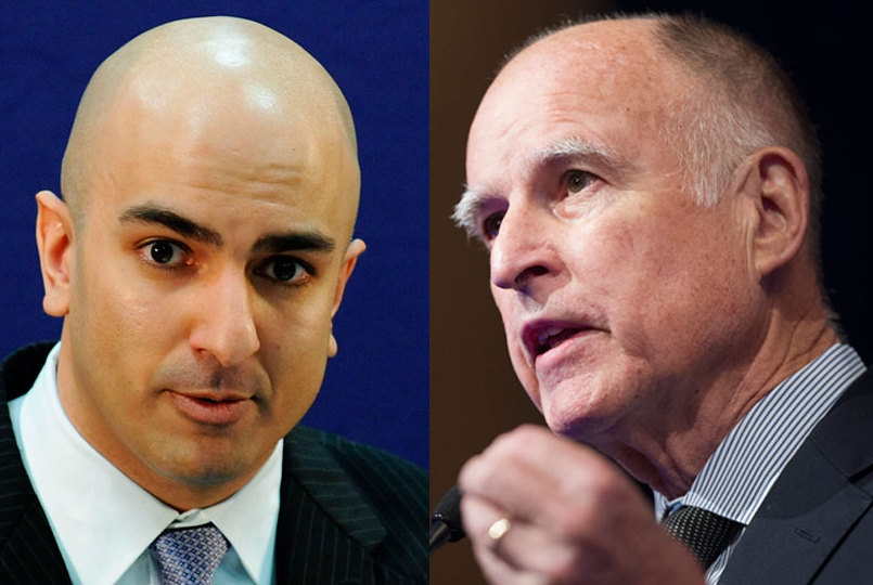 Republican Neel Kashkari will debate Gov. Jerry Brown on Sept. 4.
