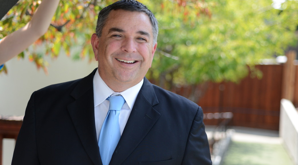 Tim Sbranti, mayor of Dublin and Democratic candidate for state Assembly. (Sbranti campaign photo)