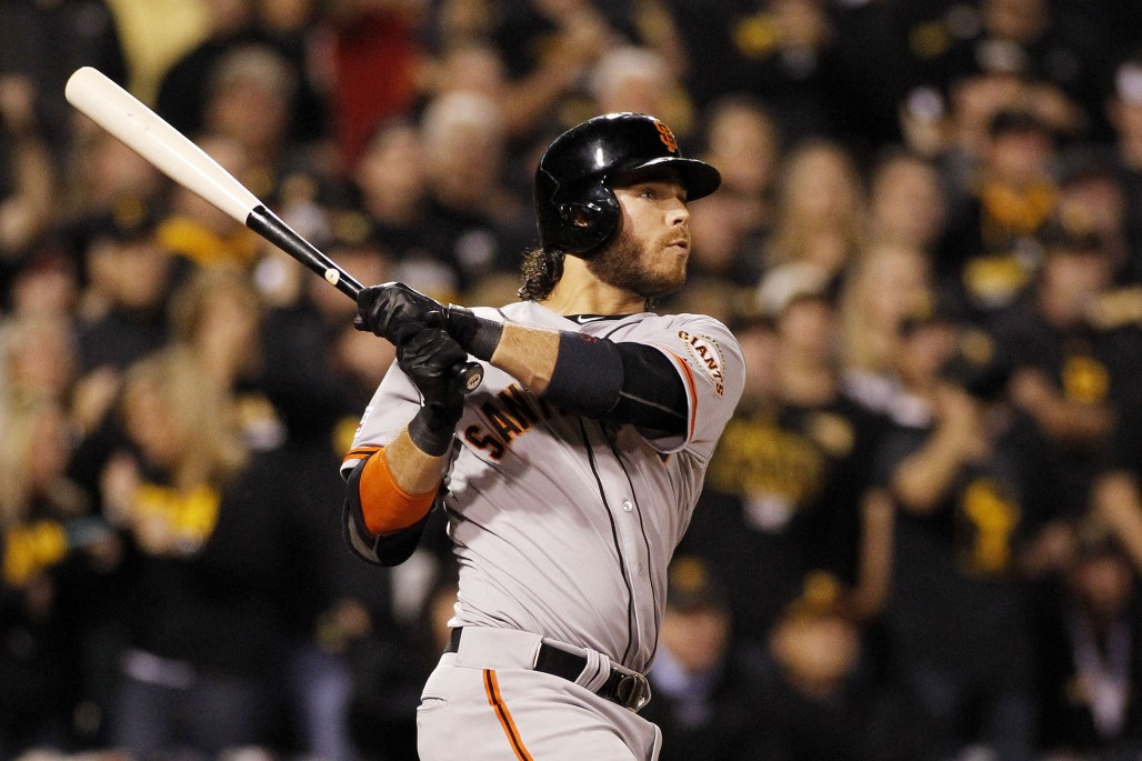 MLB Playoff Update: Giants Advance With Bumgarner Shutout