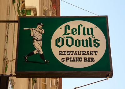 Lefty O'Doul's is a San Francisco baseball institution near Union Square. (Bob Simmons/Flickr)
