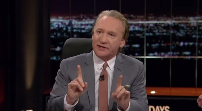 HBO 'Real Time' host Bill Maher. (YouTube screenshot)