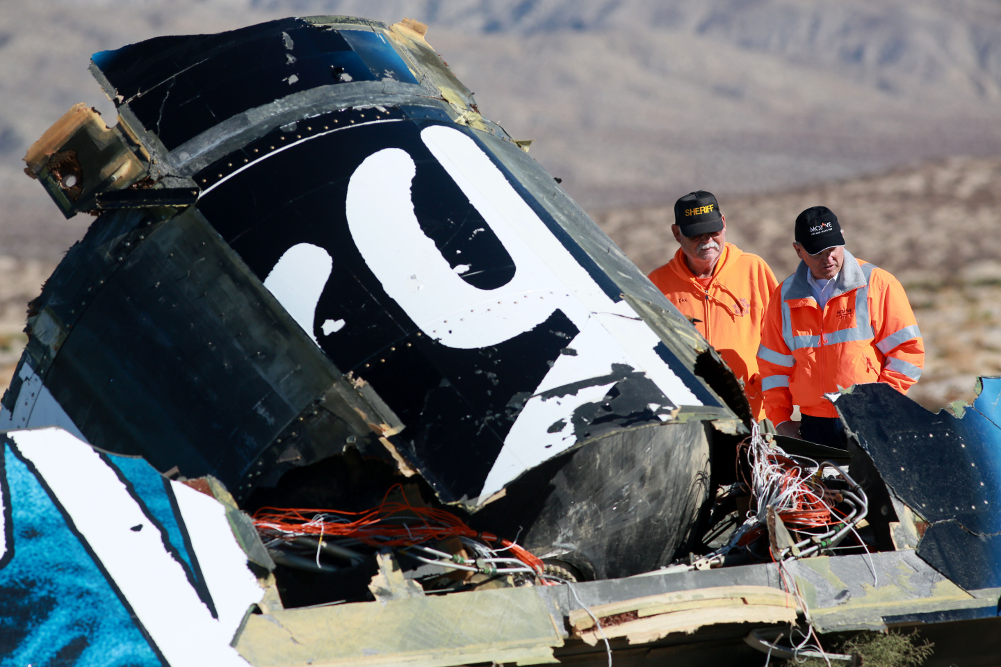The Reading List: SpaceShipTwo Crash, Brittany Maynard, Election Money