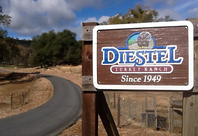 The Diestel Turkey Ranch was formally founded in 1949, but its history goes back to the '20s. (David Hosley/KQED)
