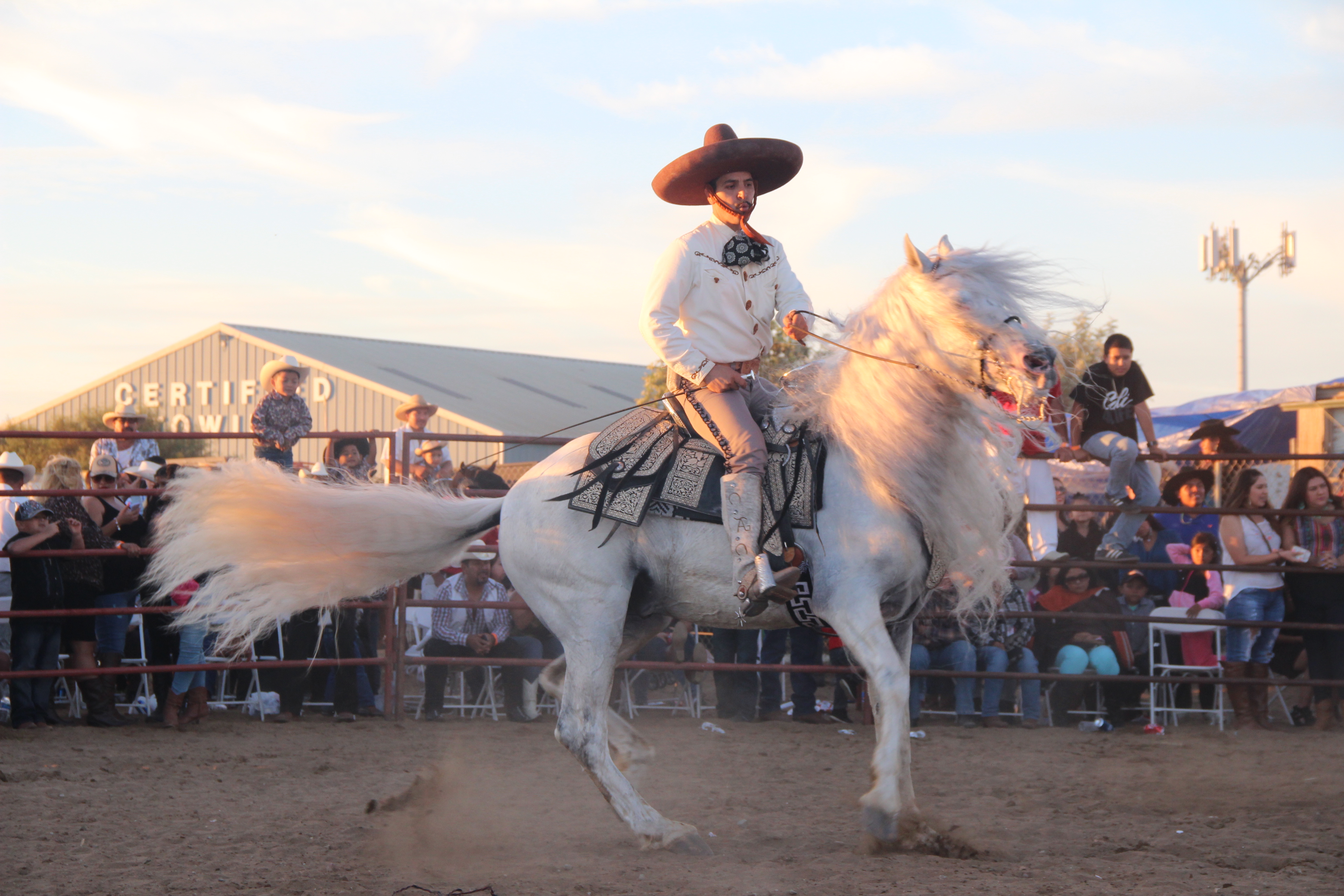 News Pix Mexican Style Rodeo Comes To Richmond And Ray