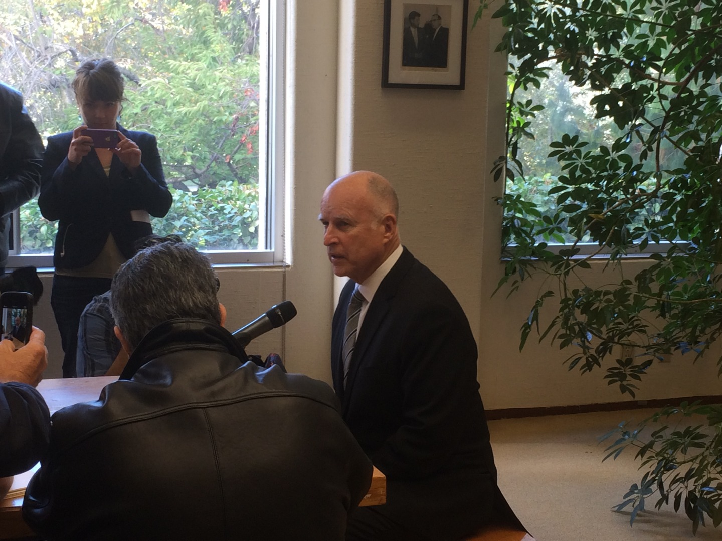 The Day After: Brown Looks Ahead While Kashkari Recaps Race