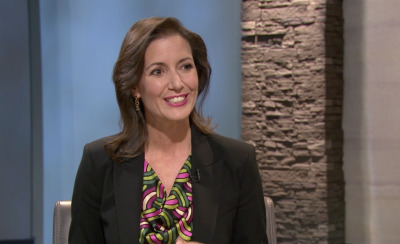 Oakland Mayor-elect Libby Schaaf talks to host Scott Shafer on KQED Newsroom.