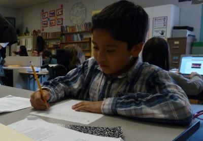 Randall Elementary School in Milpitas, Calif.